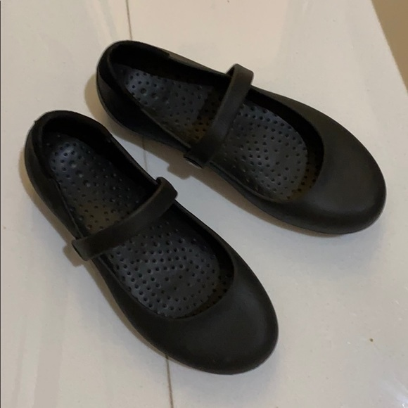 Shoes | Mary Jane Plastic Payless Flats
